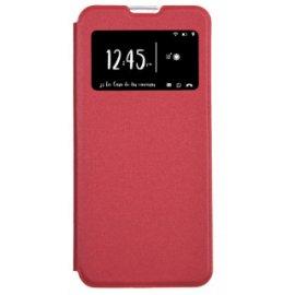 Funda Libro Xiaomi Redmi 9c Roja