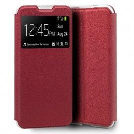 Funda Libro Xiaomi Redmi 9a Roja