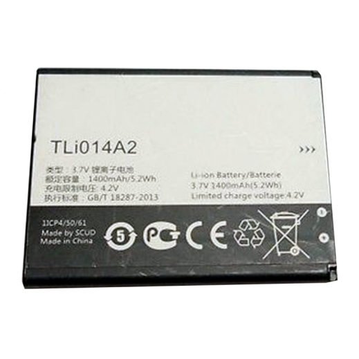 Bateria para Alcatel One Touch 639 - 1400 Tli014a2 - Foto 1