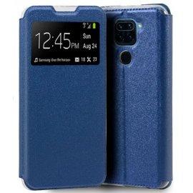 Funda Libro Xiaomi Note 9 Azul