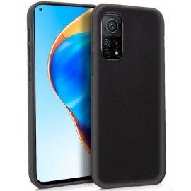 Funda Silicona Xiaomi Mi 10t/mi 10t Pro Negra