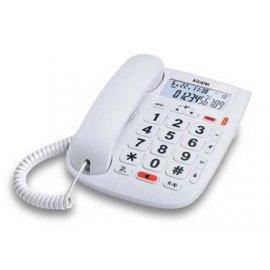 Telefono Alcatel Tmax20 Sobremesa Blanco
