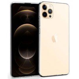Funda Silicona Iphone 12 Pro Max Transparente