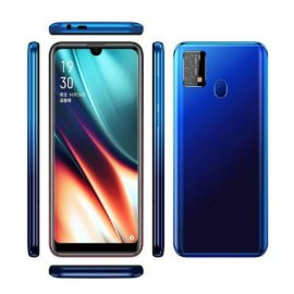 Smartphone Qubo X626 Azul