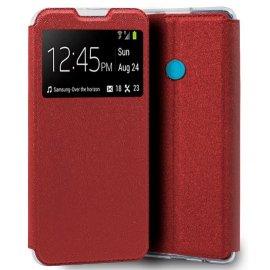 Funda Libro Samsung Galaxy A11/m11/m115 Roja