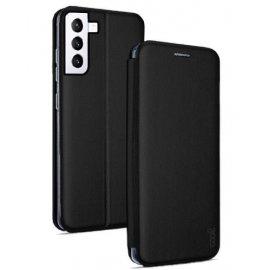 Funda Libro Samsung S21 Negra