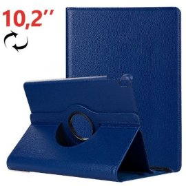 Funda Ipad 2019/2020 Giratoria Azul