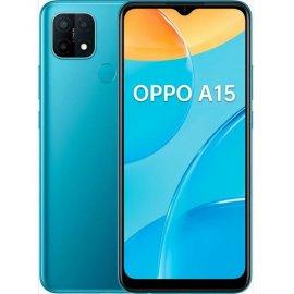 Oppo A15 3x32gb Azul