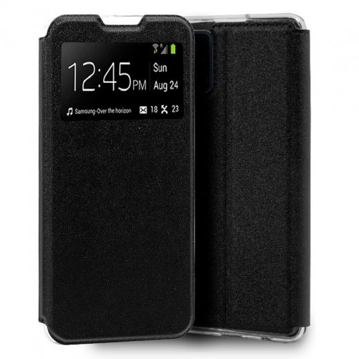 Funda Libro Negra Samsung Galaxy A51 A515 - Foto 1