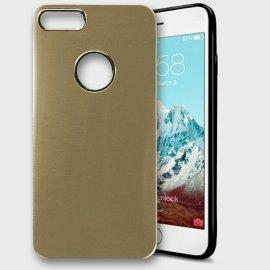 Carcasa Iphone 7 Aluminio Dorado Gris
