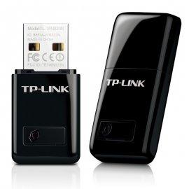Receptor Wifi Tp-link de 300 Megas Tl-wn823n