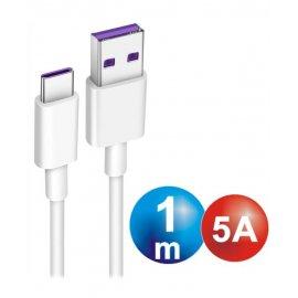 Cable Flex de Carga Smart Phone Carga Super Rapida