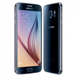 Samsung Galaxy S6 Libre 32gb Reacondicionado Negro