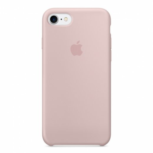 Funda Silicona Iphone 7 Plus 5.5 Rosa - Foto 1