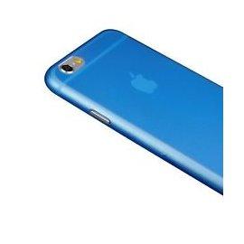Funda Silicona Iphone 7 Plus 5.5 Azul
