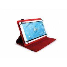 "Funda Universal Tablet 7"" Giratoria 3go Roja"