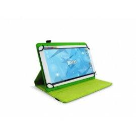 "Funda Universal Tablet 7"" Giratoria 3go Verde"