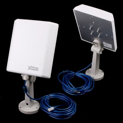 Antena Wifi Exterior Usb High Power 2.4ghz 150mbps - Foto 1