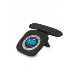 Telefono Spc Inalambrico Retro Deluxe Negro 7708