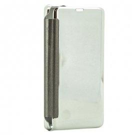 Clear Cover Samsung Galaxy S8 Plateada