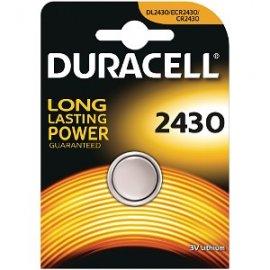 Pila Duracell 2430