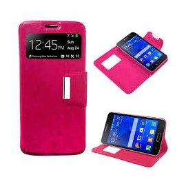 Funda Libro Xiaomi Redmi Note 3 Rosa