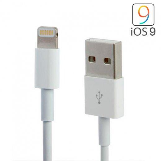 Cable Usb Homologado Iphone 5 /5s / 6 / 6plus / Ipad Mini - Foto 1