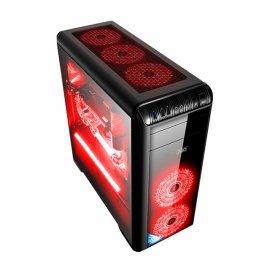 Caja Atx Gaming Hologram 3go
