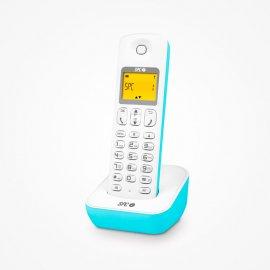 Telefono Spc Sobremesa Air Electric Blue 7300a