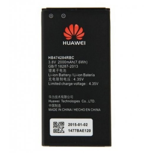 Bateria para Huawei G8 Gx8 Y6 Ii Honor 5x 5a Honor 6 Lte Hb396481ebc - Foto 1