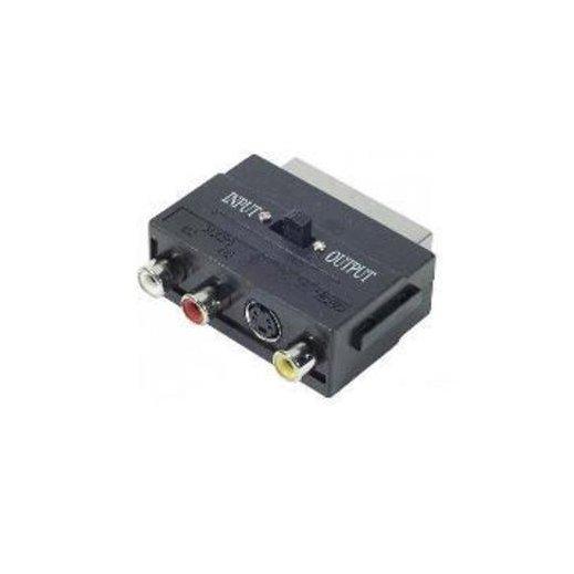Adaptador Euroconector Rca A3rca - Foto 1