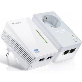 Kit Adaptadores Plc Powerline 2 Unidades Av500 Hasta 500mbps 300m
