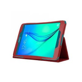 Funda Samsung Galaxy Tab a 9.7 Polipiel Liso Rojo