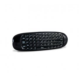 Air Mouse con Teclado Qwerty 3go