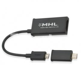 Mhl Hdmi- Micro Usb 11 Pin Smartphone Cablexpert