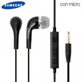 Auriculares Original Samsung con Microfono