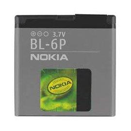 Bateria Generica Nokia Bl-6p 6500 Classic / 7900 Crystal Prism / 79...