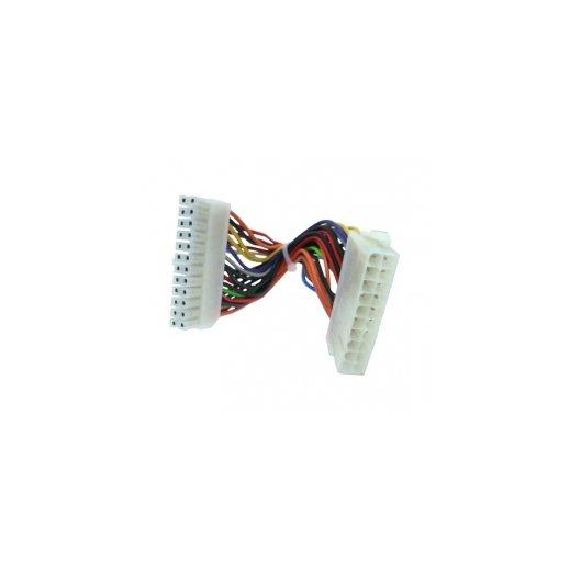 Cable Alimentacion Conector20/24 Pin 12cm 3go - Foto 1