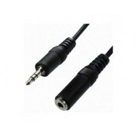 Cable 3go Audio Jack 3.5 M/f 3m Prolongador