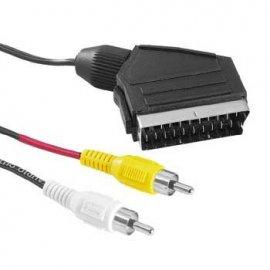 Conex Euro M/4 Rca 1.5m Accesorio de Audio Video y Telefonia 202-b