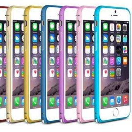 Funda Bumpers Iphone 6g 5.5 Colores