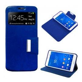 Funda Libro Sony Xperia Z3 Azul