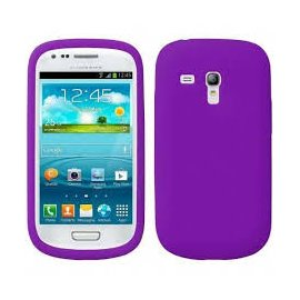 Funda Silicona Samsung Galaxy Mega Roja
