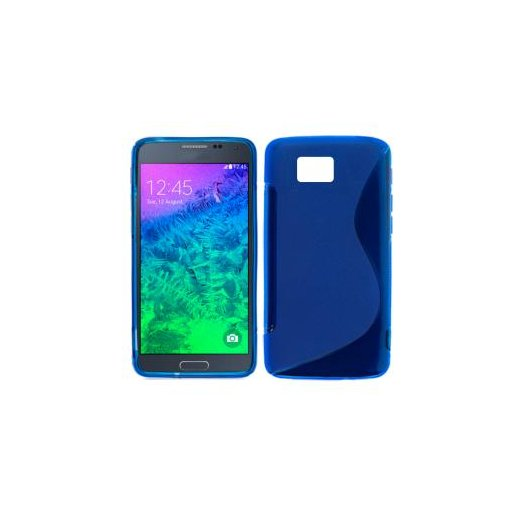 Funda Silicona Samsung Galaxy Alpha - Foto 1