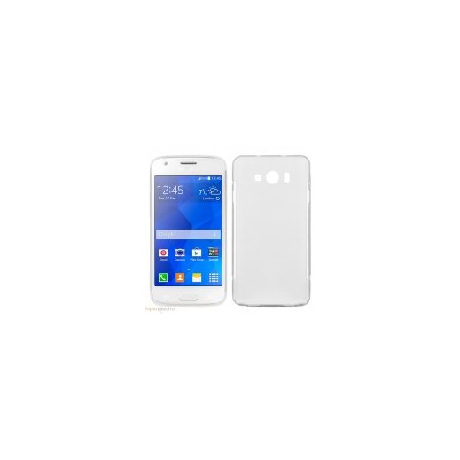 Funda Silicona Samsung Galaxy A3 Blanca - Foto 1