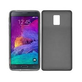 Funda Silicona Samsung Galaxy Note 4
