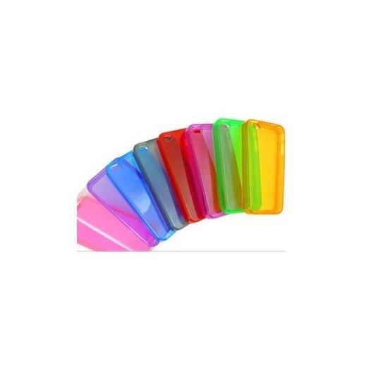 Funda Silicona Wiko Cink Peax 2 Colores - Foto 1