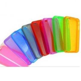 Funda Silicona Wiko Cink Peax 2 Colores
