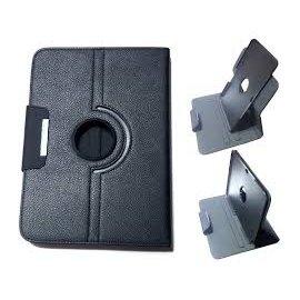"""Funda Tablet Universal Soporte Giratorio 10.1"""" Azul Oscuro"""