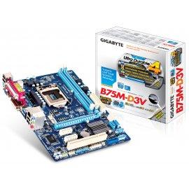 Gigabyte Placa Base B75m-d3v Matx 1155